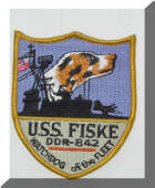 USS Fiske(DDR842)-Watchdog of the Fleet