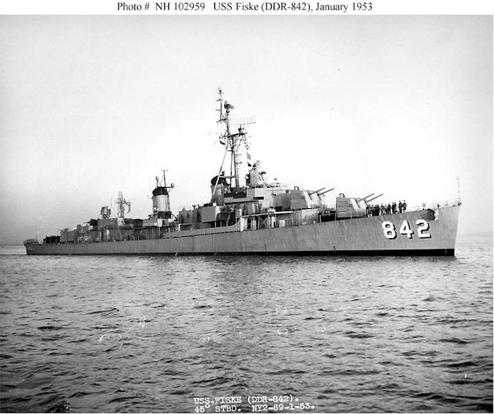 Another Fiske picture in 1953