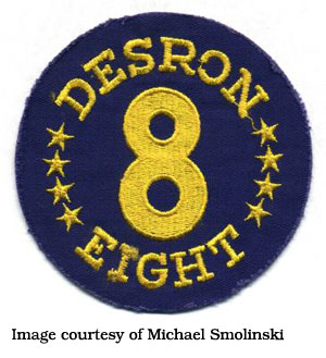 The DESRON 8 Patch