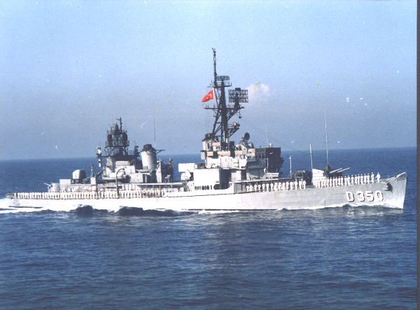 As Turkish Destroyer
